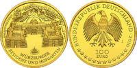 100 Euro (1/2 oz) 2010 G Deutschland UNESCO - Welterbe - Würzburger Res... 586.64 £ 700,00 EUR  +  8.30 £ shipping