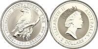 2 Dollar (2 oz) 1995 Australien The Australian Kookaburra 1995 unc. in ... 70.30 £ 90,00 EUR
