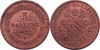 5 Baiocchi 1849 R /Jahr VI Vatikan Pius IX. (1846 - 1878) min. SF, vz  53.96 £ 68,00 EUR  +  7.86 £ shipping