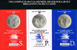 3 x Dollar (1$) 1983 USA 3 x Dollar OLYMPIA 1983 San Francisco, Philade... 62.85 £75,00 EUR58.66 £ 70,00 EUR  +  8.30 £ shipping