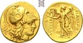Stater 323-317 v. Chr Makedonien Philipp I...