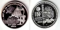 Frankreich 6,55957 Francs = 1 Euro Stilrichtungen der europäische Architektur - Renaissance