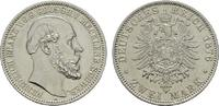 2 Mark 1876, A. Mecklenburg-Schwerin Fried...