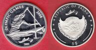 Palau 5 Dollars Olympiade 2008 Peking, Kanu - Slalom