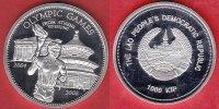 Laos 1000 Kip Olympiade 2008 Peking, Fackelläufer