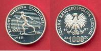 Polen 1000 Zloty Olympiade Calgary, Skilanglauf - Probe