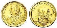 Dukat - RR 1747 Hohenlohe-Bartenstein, Fürstentum Karl Philipp (1745-17... 1744.88 £ 2250,00 EUR