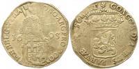 Silberdukat 1695 Niederlande, Provinz Utrecht Republik der Sieben Verei... 77.55 £ 100,00 EUR