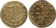 1 Kreuzer 1638 Bayern, Kurfürstentum Maximilian I. (1623-1651, Herzog s... 126.55 £ 150,00 EUR  +  6.33 £ shipping
