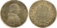 Halber Schulpreistaler o. J. Bayern, Königreich Maximilian I. Joseph (1... 961.69 £ 1250,00 EUR