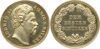 Silbermedaille, Schützenprämie ohne Jahr Bayern, Königreich Ludwig II. ... 168.73 £ 200,00 EUR  +  6.33 £ shipping