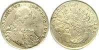Konventionstaler 1760 Bayern, Kurfürstentum Maximilian III. Joseph (174... 69.80 £ 90,00 EUR