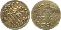 1 Pfennig 1760 Bayern, Kurfürstentum Maximilian III. Joseph (1745-1777)... 50.41 £ 65,00 EUR