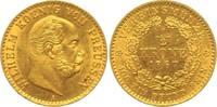 Halbe Vereinskrone 1867 Brandenburg-Preußen, Königreich Wilhelm I. (186... 3295.88 £ 4250,00 EUR