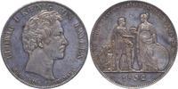 Geschichtskonventionstaler: Probe - RR 1832 Bayern, Königreich Ludwig I... 1555.91 £ 2000,00 EUR free shipping