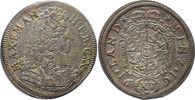 15 Kreuzer (1/4 Gulden) 1691 Bayern, Kurfürstentum Maximilian II. Emanu... 97.24 £ 125,00 EUR  +  5.83 £ shipping