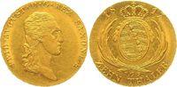 10 Taler (Doppelter August d´or) 1817 Sachsen, Königreich Friedrich Aug... 3585.47 £ 4250,00 EUR free shipping