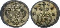 Pfennig 1748 Brandenburg in Franken, Linie Brandenburg-Bayreuth Markgra... 61.20 £ 75,00 EUR  +  6.12 £ shipping