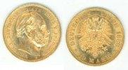 10 Mark 1888 A Deutsches Kaiserreich, Preußen Wilhelm I. (1858/61-1888)... 250.04 £ 325,00 EUR