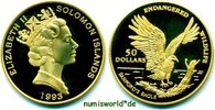 50 Dollars 1993 Salomon Islands Salomon Islands - 50 Dollars - 1993 PP  225.33 £ 264,00 EUR  +  14.51 £ shipping