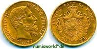 20 Franken 1877 Belgien Belgien - 20 Franken - 1877 vz/Stg  247.52 £ 290,00 EUR  +  14.51 £ shipping