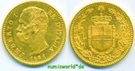 20 Lire 1881 Italien Italien - 20 Lire - 1881 f. Stg  238.99 £ 280,00 EUR  +  14.51 £ shipping