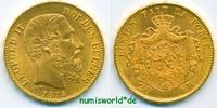 20 Francs 1875 Belgien Belgien - 20 Francs - 1875 f. Stg  243.25 £ 285,00 EUR  +  14.51 £ shipping
