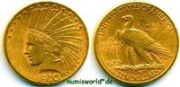 10 Dollars 1910 USA USA - 10 Dollars - 1910 ss  /  vz  673.43 £ 789,00 EUR  +  14.51 £ shipping