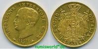 40 Lire 1811 Italien Italien - 40 Lire - 1811 vz  /  vz+  524.92 £ 615,00 EUR  +  14.51 £ shipping