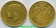 40 Lire 1814 Italien Italien - 40 Lire - 1814 ss  /  vz  490.78 £ 575,00 EUR  +  14.51 £ shipping