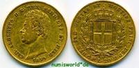 20 Lire 1839 Italien Italien - 20 Lire - 1839 ss  288.49 £ 338,00 EUR  +  14.51 £ shipping