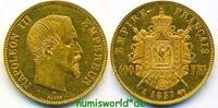 100 Francs 1857 Frankreich Frankreich - 100 Francs - 1857 vz+  1382.71 £ 1620,00 EUR  +  14.51 £ shipping