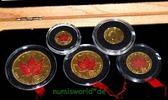 50 + 20 + 10 + 5 + 1 Dollars 1999 Canada Canada - 50 + 20 + 10 + 5 + 1 ... 2038.21 £ 2498,00 EUR  +  13.87 £ shipping