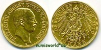 10 Mark 1910  Sachsen - 10 Mark - 1910 etwas berieben-vz  446.32 £ 547,00 EUR  +  13.87 £ shipping