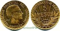 5 Pesos 1930 Uruguay Uruguay - 5 Pesos - 1930 vz  364.72 £ 447,00 EUR  +  13.87 £ shipping