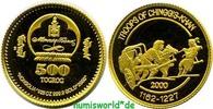 500 Togrog 2000 Mongolei Mongolei - 500 Togrog - 2000 PP  55.48 £ 68,00 EUR  +  13.87 £ shipping