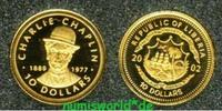 10 Dollars 2002 Liberia Liberia - 10 Dollars - 2002 PP  48.14 £ 59,00 EUR  +  13.87 £ shipping