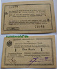 1 Rupie 1915  Deutsch-Ostafrika - 1 Rupie - 1915 vz+  13.46 £ 16,50 EUR  +  4.08 £ shipping