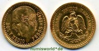 2 1/2 Pesos 1945 Mexiko Mexiko - 2 1/2 Pesos - 1945 Stg  75.11 £ 88,00 EUR  +  14.51 £ shipping