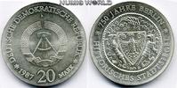 20 Mark 1987  DDR - 20 Mark - 1987 Stg  232.16 £ 272,00 EUR  +  14.51 £ shipping