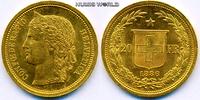 20 Franken 1886 Schweiz Schweiz - 20 Franken - 1886 vz+  278.25 £ 326,00 EUR  +  14.51 £ shipping