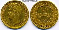 20 Francs 1831 Frankreich Frankreich - 20 Francs - 1831 ss  287.64 £ 337,00 EUR  +  14.51 £ shipping