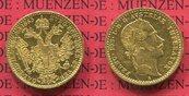 Dukat 1863 A Kaiserreich Österreich Franz ...