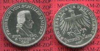 Bundesrepublik Deutschland, Germany FRG 5 ...