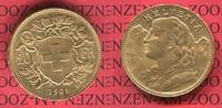 20 Franken Vreneli Gold 1901 Schweiz, Switzerland Schweiz 20 Franken 19... 192.91 £ 249,00 EUR