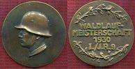 Grosse Bronzemedaille 1930 Deutsche Wehrmacht Weimarer Republik Wehrmac... 192.34 £ 250,00 EUR