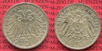3 Mark Silber Kursmünze 1908 Lübeck City 3 Mark Freie und Hansestadt Lü... 136.90 £ 175,00 EUR  +  6.65 £ shipping