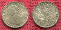 3 Mark 1909 Schwarzburg Sondershausen Schwarzburg Sondershausen 3 Mark ... 226.31 £ 275,00 EUR  +  7.00 £ shipping