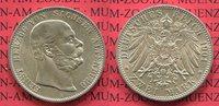 2 Mark Silbermünze Kursmünze 1901 Sachsen Altenburg  Sachsen Altenburg ... 581.05 £ 750,00 EUR