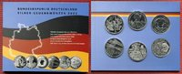 Silber-Gedenkmünzenset Commemorative Set 2003 Bundesrepublik Deutschlan... 78.47 £ 102,00 EUR